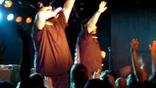 B. Dolan & Sage Francis - One Breath Left LIVE 2010
