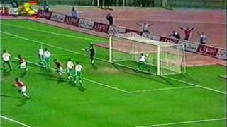 مصر والجزائر- مباراة تاريخية_EGYPT vs ALGERIA