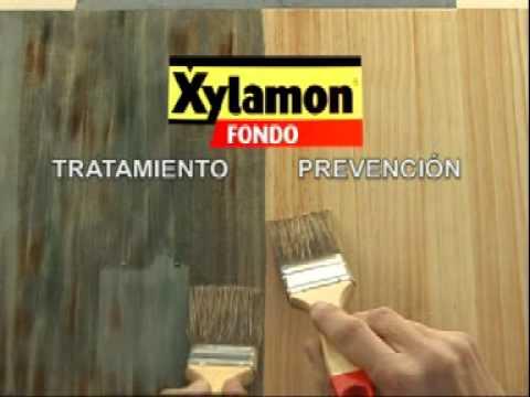 xylamon tratar la madera contra carcomas termitas y
