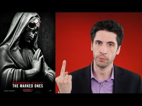 Paranormal Activity: The Marked Ones movie review
