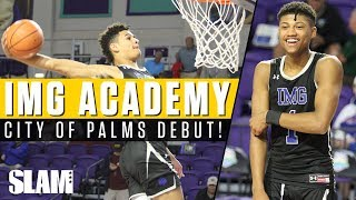 IMG Academy wins EASY Debut at City of Palms Classic! 🏖