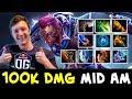 100k DMG, 10 slots mid Anti-Mage — OG.Resolution