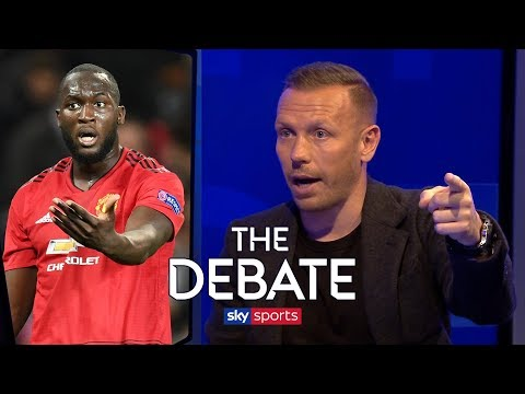 What is to blame for Romelu Lukaku's poor form? | The Debate | Bellamy & Sherwood