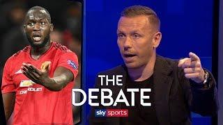 What is to blame for Romelu Lukaku's poor form? | The Debate | Bellamy & Sherwood