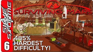Surviving Mars Gameplay Ep 6 ►We Can
