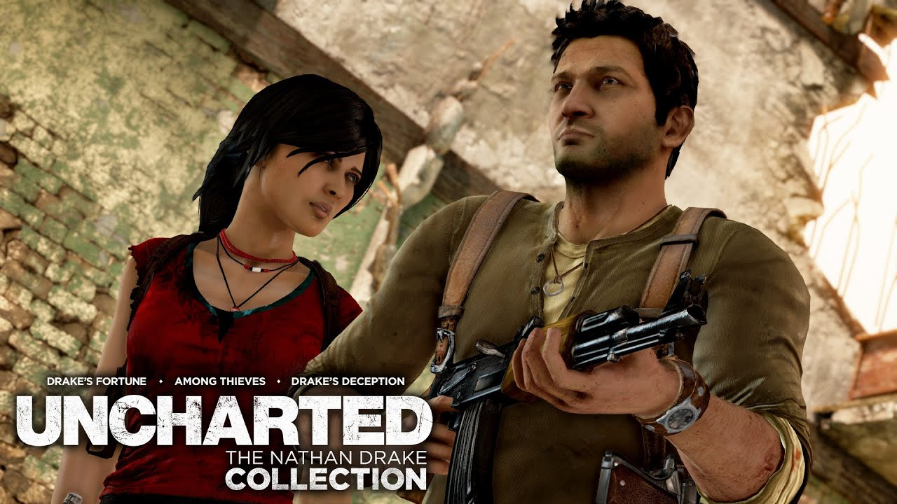 Uncharted 123 The Nathan Drake Collection PS4 Gameplay