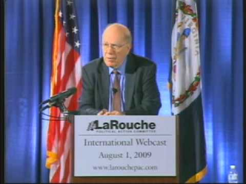LaRouche Webcast: Aug 1, 2009 - Fall of the House of Windsor