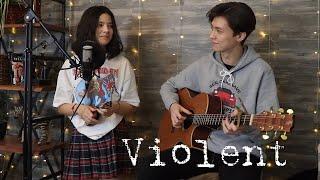 Download Mp3 Violent CarolesDaughter vocal acoustic guitar cover