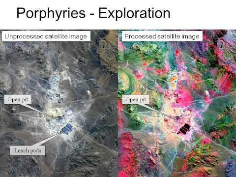 ORE DEPOSITS 101   Part 3   Porphyries, Skarns & IOCG