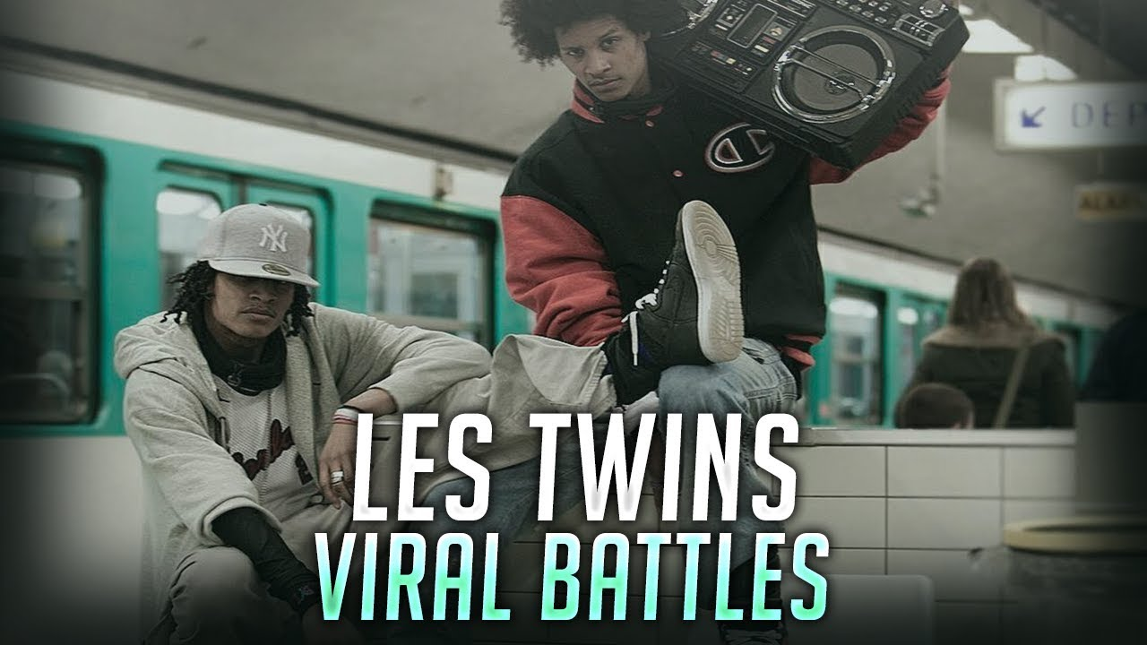 LES TWINS | VIRAL DANCE BATTLES - YouTube