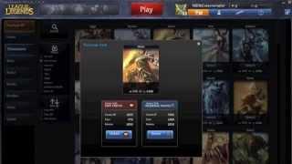 2050 RP Colourblind Mode Finally Revealed! - League of Legends