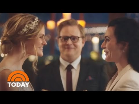 Hallmark Apologizes For Pulling Gay-Themed Wedding Ad Under Pressure | TODAY