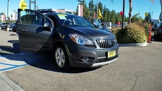 2016 Buick Encore Los Angeles, Woodland Hills, Beverly Hills, Thousand Oaks, Van Nuys , CA 480243