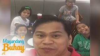 Magandang Buhay: How hands-on Popshie Ogie is to his children