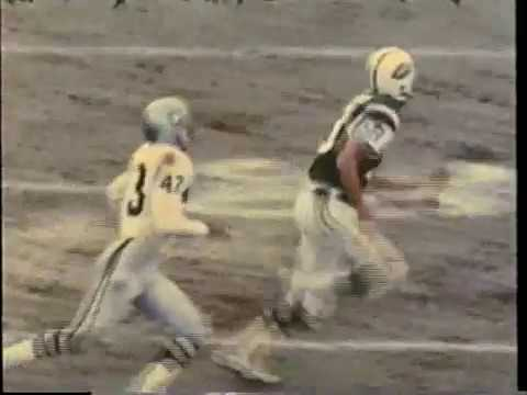 1968 AFL Championship   Jets vs Raiders