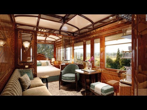 Most Luxurious Trains In World | Venice Simplon-Orient-Express London To Venice
