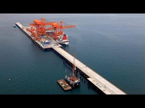 Bangladesh's New Seaport!