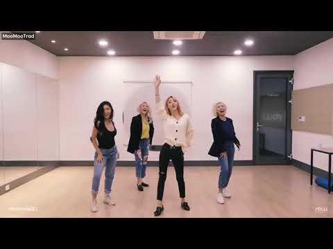 "180315 [Special] Mamamoo ""Starry Night"" Casual Dance Practice (VOSTFR)"