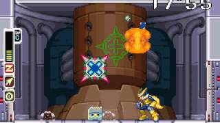 Mega Man Zero 3 - megaman zero 3 Blazin Flizard N A Army recon - User video