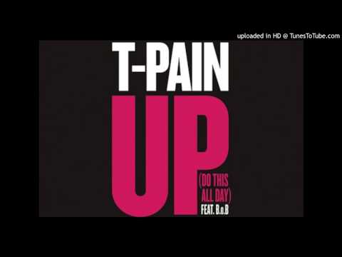 TPain feat BoB  Up Down Clean
