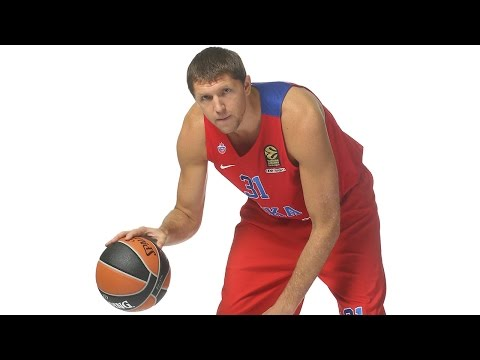 Oscar Mayer Block of the Night: Victor Khryapa, CSKA Moscow