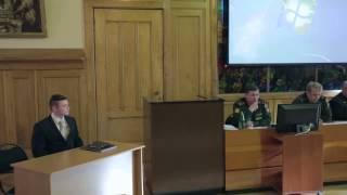 Заключение диссертационного совета (г. Санкт-Петербург)