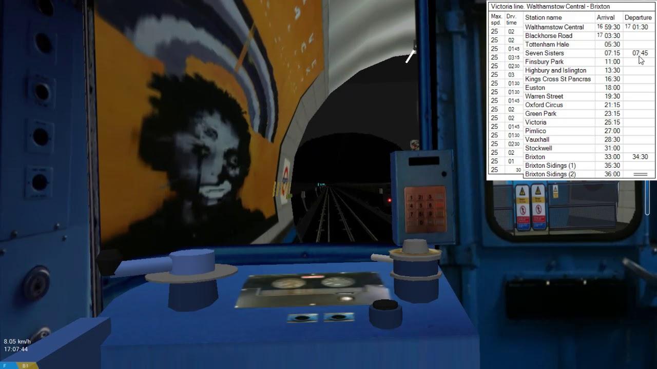 OpenBVE Free Rail Simulator (I Kill Everyone On Board)