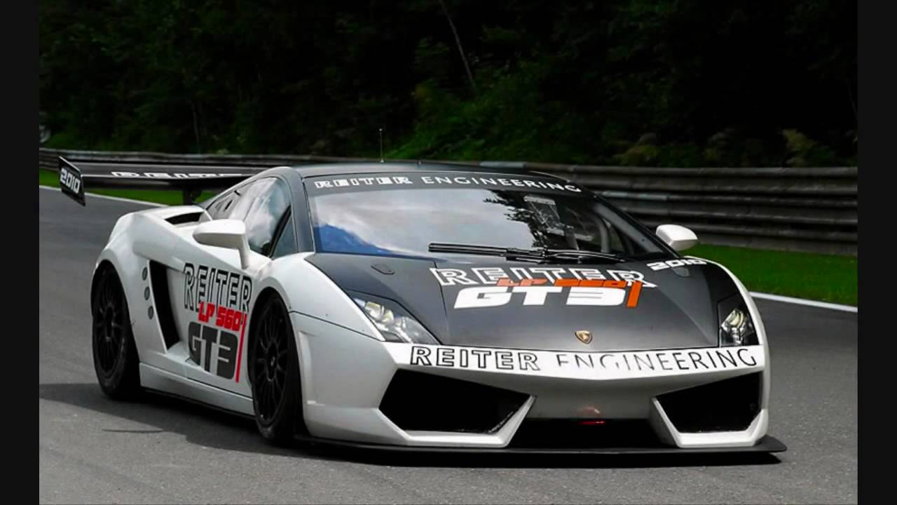 2010 Reiter Lamborghini Gallardo LP560 GT3 (First On YouTube!)