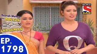 Taarak Mehta Ka Ooltah Chashmah - तारक मेहता - Episode 1798 - 4th November, 2015