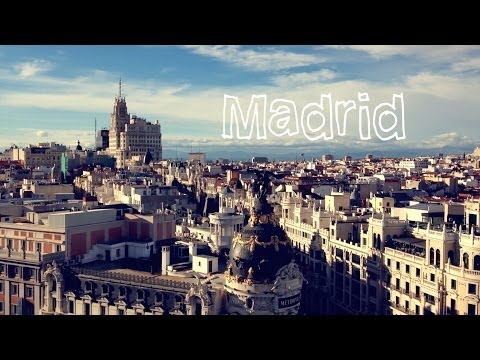 A Weekend In Madrid