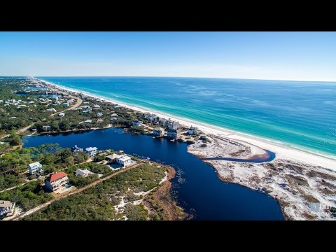 Rare Coastal Dune Lake - South Walton, Florida