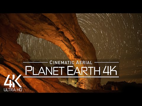 【4K】THE WORLD As You Have Never Seen Before 2019 | 10 HOURS | Cinematic Aerial | Beauty Planet Earth
