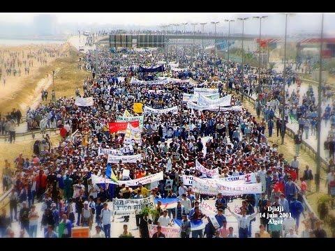 Kabylie, au coeur de la révolte de 2001 [Reportage] [CHOC]