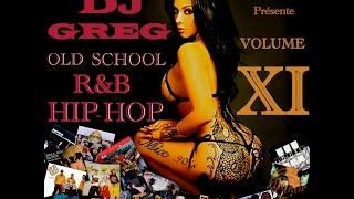 🔇  OLD SCHOOL RNB HIP-HOP MIX 90's VOL.11