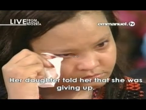 Full: Deadly Disease Healing: Girl Was On Dialysis & Dying From Lupus Healed At SCOAN Prayer Line