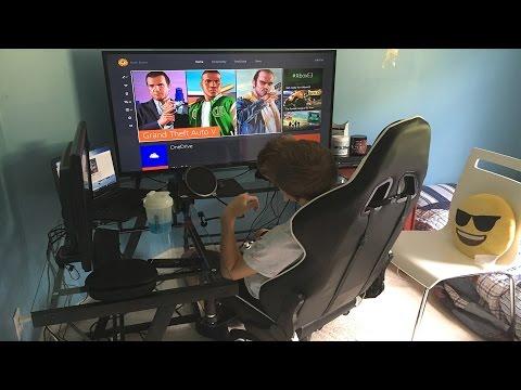 Helping JustHeat w/ His Gaming Setup