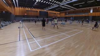 六羽 聯賽2017 女E 對Dream League 第一場