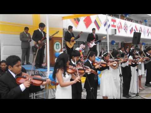 """Día del Padre 2016 - Concierto de Violines """"Pídeme la Luna"""" de Leo Dan."""