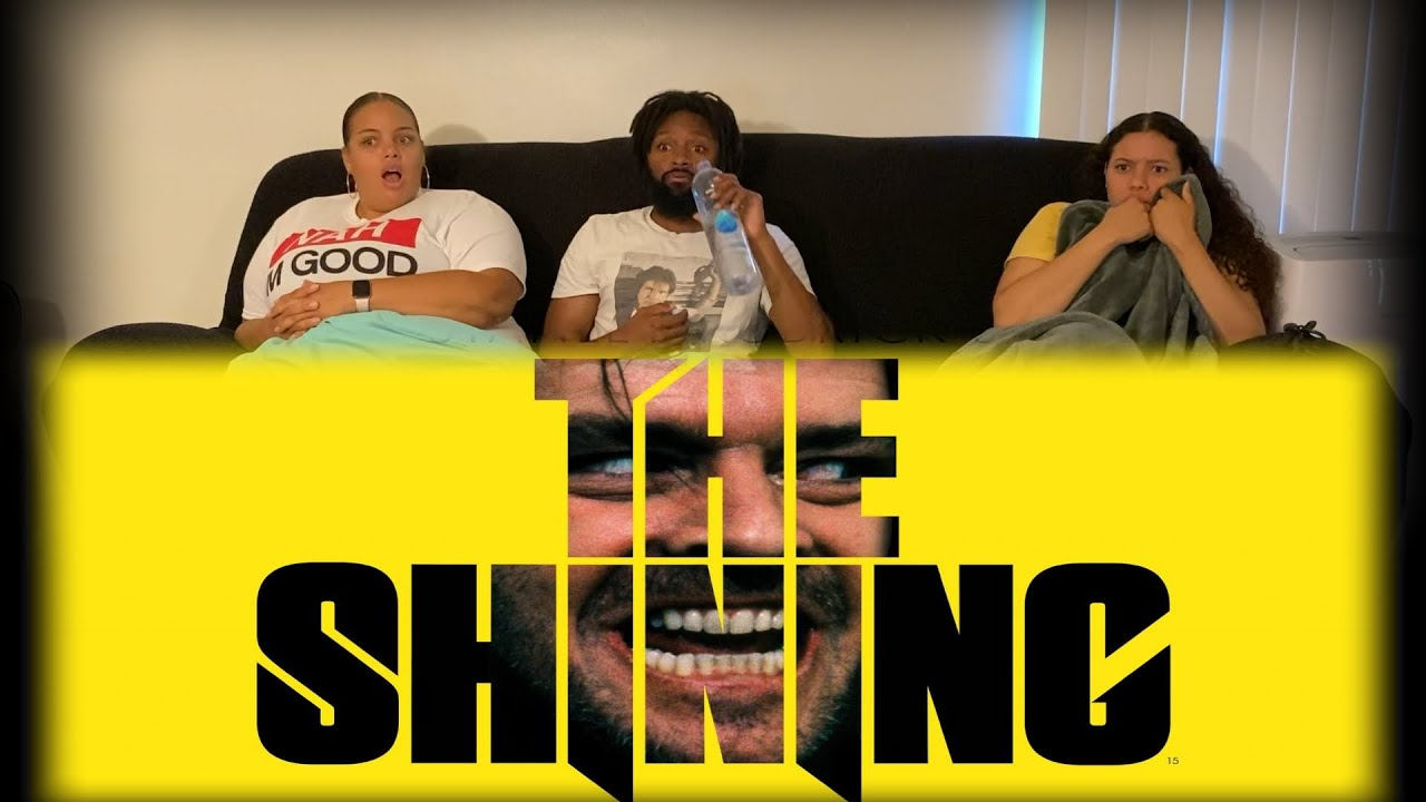 Download The Shining (1980) - Reaction *FIRST TIME WATCHING*
