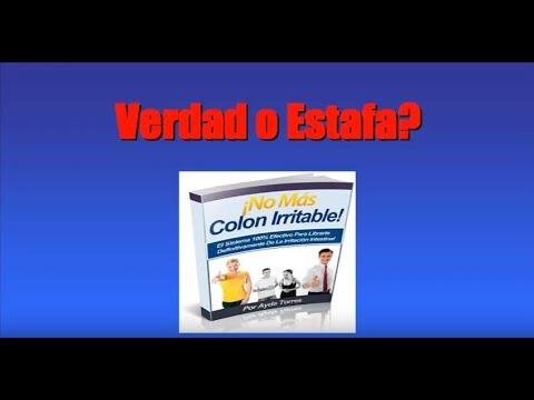 Sintomas colon irritable en hombres