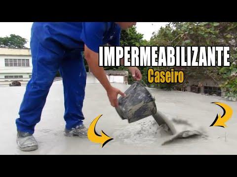 Impermeabilizante Caseiro