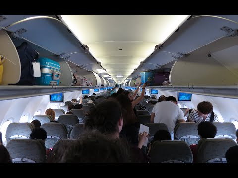 VIETNAM AIRLINES A321 ECONOMY CLASS VN655 HO CHI MINH ...
