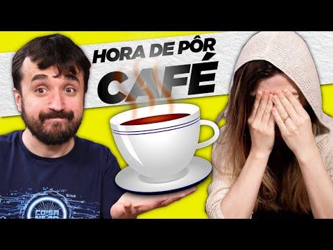 COMO MATAR AULA ON-LINE! - Hora de Pôr Café (Parte 66)