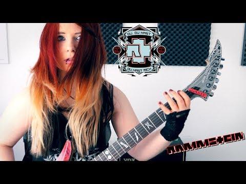 RAMMSTEIN - Du Hast [GUITAR COVER] | Jassy J