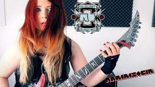 Video RAMMSTEIN - Du Hast [GUITAR COVER] | Jassy J download MP3, 3GP, MP4, WEBM, AVI, FLV Juli 2018