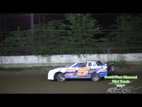Lebanon Midway Speedway July 7, 2017 Street Stock Feature Race
