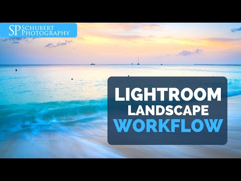Lightroom Editing Workflow #2: Waves Long Exposure Photography Post Processing Techniques
