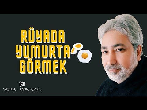 Rüyada Yumurta Görmek ?