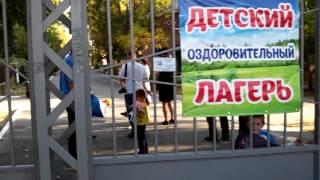 Марш-бросок «Питер-Донбасс»: в гостях у детей Донбасса
