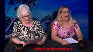 Six Celebrity Secrets Revealed on The Real Fake News! Laugh Time!